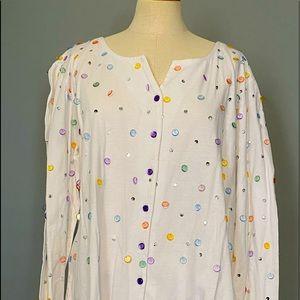Paragon woman's NWT cotton cardigan